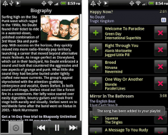 MixZing Media Player, reproductor de música para Android