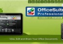 OfficeSuite Pro 6 para Android disponible ya en Google Play