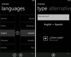 Bing Translator para Windows Phone se actualiza