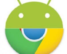 Nueva actualización de Google Chrome para Android