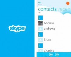 Skype 1.0 ya se encuentra disponible en el Windows Phone Marketplace