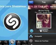 Averiguar el título de cualquier canción con Shazam para iOS