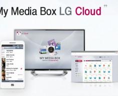 My Media Box LG Cloud, el servicio de almacenamiento en la nube de LG
