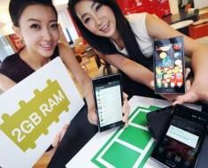 LG Optimus LTE2, el teléfono móvil Android con 2GB de memoria RAM