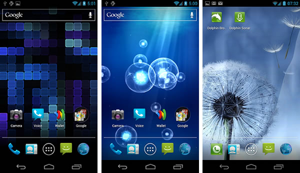 how to uninstall live wallpaper galaxy s3
