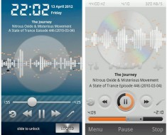 Reproductor y ecualizador de Musica Xplay Music Player para Android