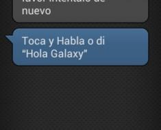 Como activar S-Voice para cualquier Android que no sea un Galaxy S3 y solucionar el Error en la Red