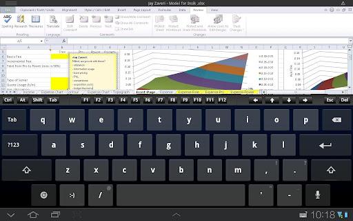 CloudOn trae a Microsoft Office al iPad y a las tablets Android