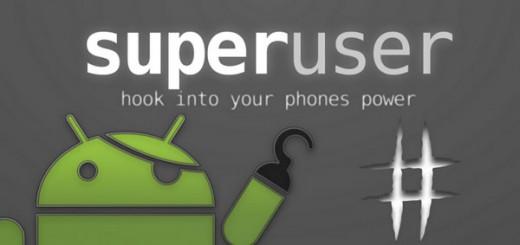 Rootear Android de forma rápida con Superuser