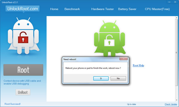 Unlock Root, rootear Android paso a paso