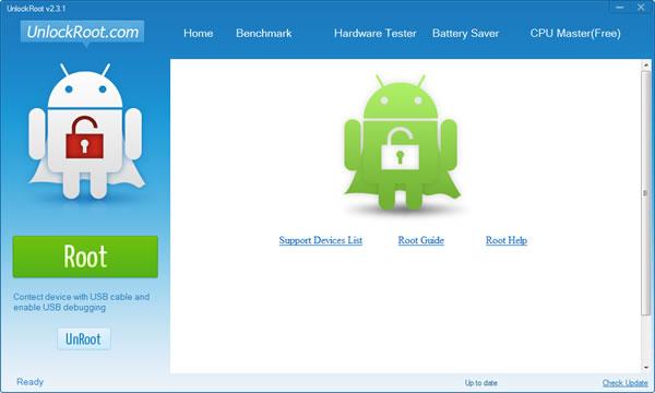 Unlock Root, rootear Android con unos cuantos clics de forma sencilla paso a paso