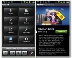 Winamp 1.3 es la nueva actualización para Android