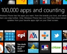 Windows Phone 8 Marketplace en mas de 180 paises