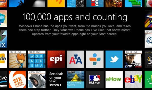Windows Phone 8 Marketplace en mas de 180 paises