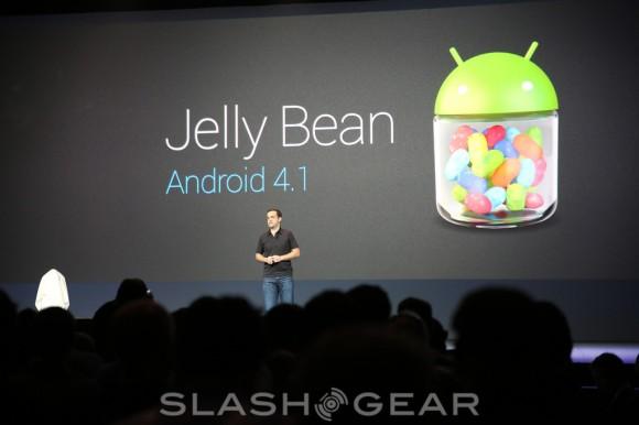 Código fuente de Android 4.1 Jelly Bean liberado