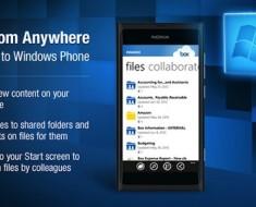 Box ya se encuentra disponible en el marketplace de Windows Phone
