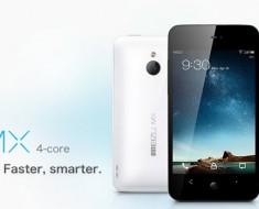 Meizu MX, el móvil chino de cuatro núcleos está triunfando