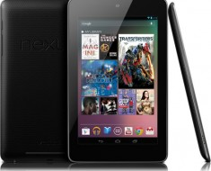 Nexus 7 ya cuenta con su primer anuncio publicitario