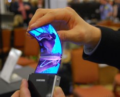 Las pantallas AMOLED flexibles de Samsung empezaran a fabricarse [RUMOR]