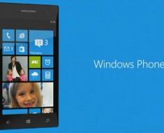 Windows Phone 8 ya tiene fecha de salida