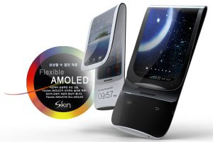 Galaxy Note 2 y pantalla flexible de 5,5 pulgadas