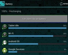 Google Nexus 7 overclockeado