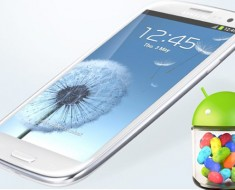 Jelly Bean Samsung Galaxy S III