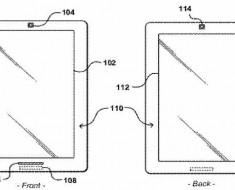 Amazon obtiene la patente de una Tablet con dos pantallas