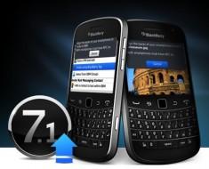 RIM libera BlackBerry OS 7.1 para su descarga gratuita