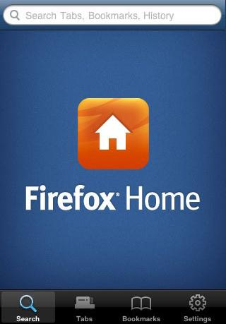 Firefox Home para iOS no tendrá más actualizaciones ni soporte oficial