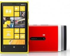 Disponibles los precios para los Nokia Lumia 920 y 820 en Europa