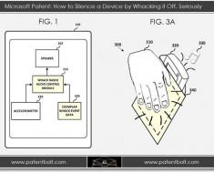 """Microsoft registra una patente para silenciar el móvil con una """"palmadita"""""""