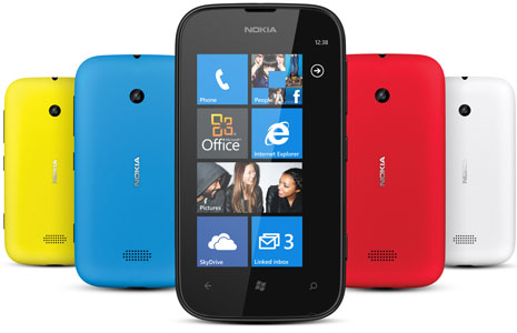 Nokia anuncia el Lumia 510, un Smartphone con Windows Phone 7.5 económico