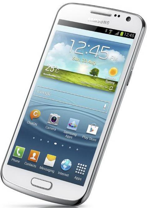Galaxy Premier de Samsung, una versión mas modesta del Galaxy S3