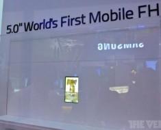 Samsung y LG pretende lanzar smartphones con pantallas Full HD en el 2013