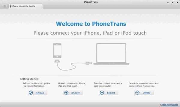Sincroniza tus archivos de tu dispositivo iOS con el PC de forma sencilla