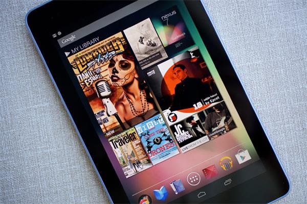 Google puede presentar su Tablet Nexus de 10 pulgadas el día 29