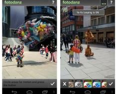 Fotodanz: Crea divertidas animaciones con la cámara de tu Android