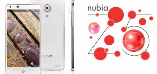 Smartphone Nubia Z5 de ZTE