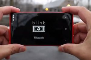Blink para Windows Phone 8 – tomar 20 fotos de una sola vez