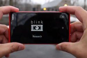 Blink para Windows Phone 8 – tomar 20 fotos de una sola vez