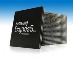 Chip Exynos 5 Octa de Samsung es demostrado en el MWC