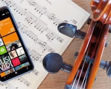 Windows Phone - 6 aplicaciones gratuitas para los amantes de la música