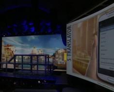 El traductor S Translator del Samsung Galaxy S4 - funciona online y offline