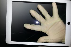 Supuesta carcasa frontal de la nueva generación del iPad se deja ver en imágenes