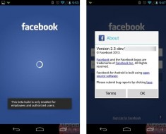 ¿Un smartphone o un simple launcher de Facebook?