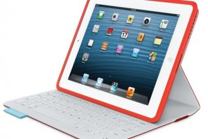 Funda FabricSkin Keyboard Folio para el iPad al estilo Surface
