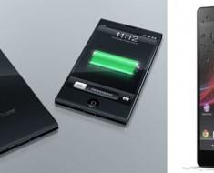 iPhone 6 estara inspirado en las líneas del Xperia Z, según un estudio de diseño