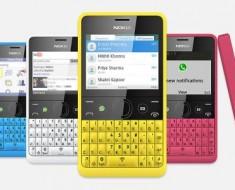 Nokia Asha 210 un móvil de bajo coste con teclado QWERTY