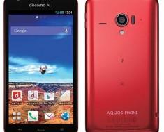 Características del Smartphone Aquos Phone Zeta SH-06E
